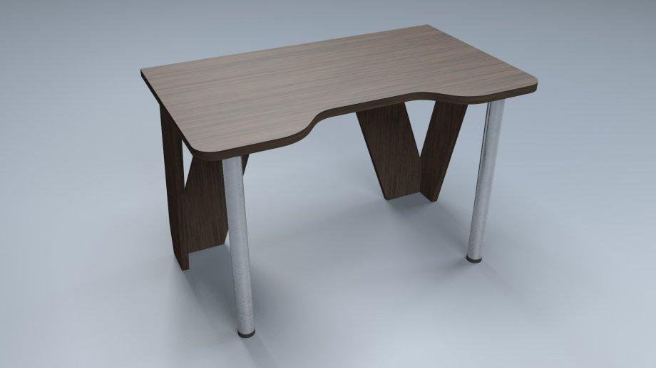 书桌 办公桌3D模型