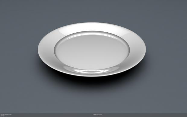 碟子 盘子3D模型