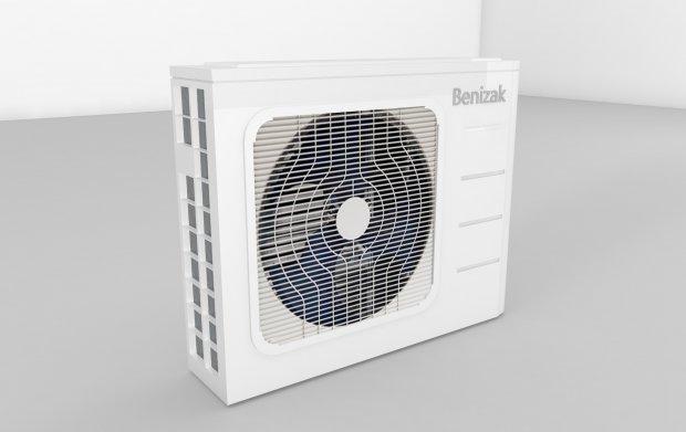 空气调节器3D模型