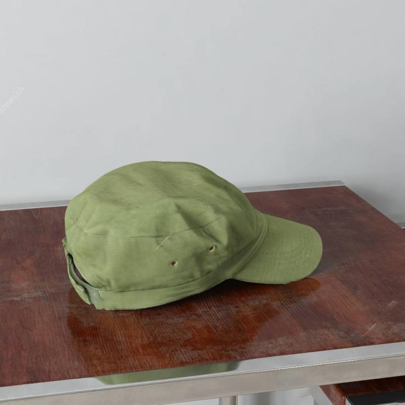 军用帽模型帽子模型