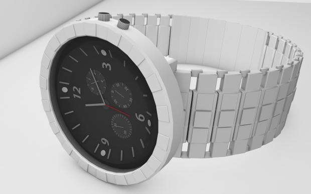 手表腕表3D模型