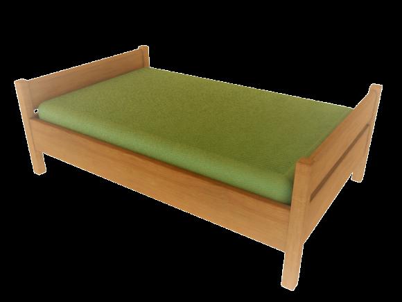 床 单人床3D模型