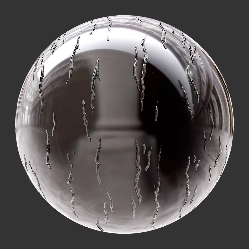 水滴材质贴图