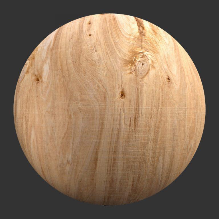 木纹材质3D模型