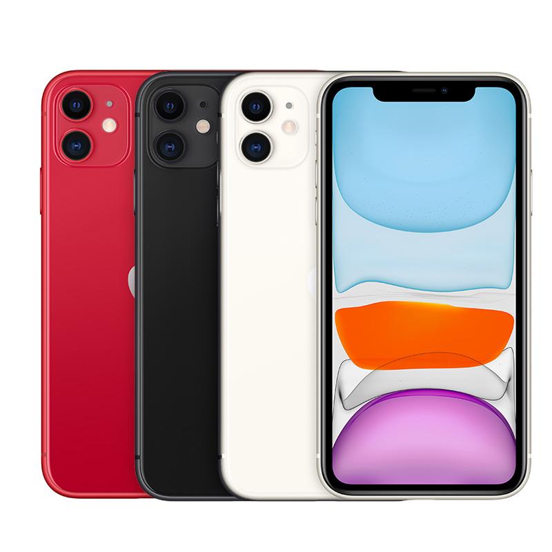 苹果iphone11手机C4D模型
