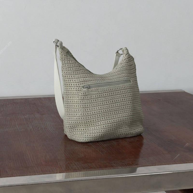 手提包女士包挎包C4D模型