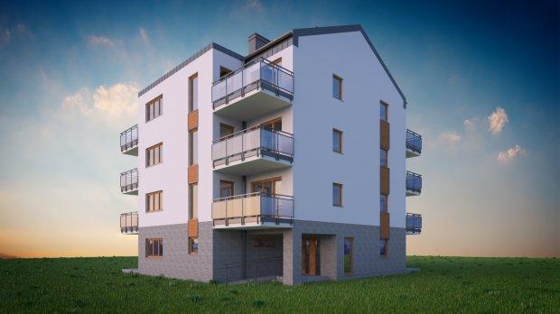 建筑房屋楼房3D模型