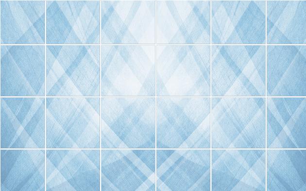 蓝色格子纹理大理石背景墙